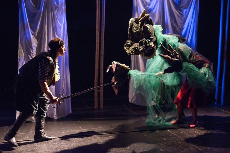 Listopadová představení pro děti