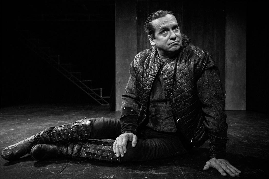 Richard III - představení pod širým nebem na tvrzi ve Vlksicích - 17. a 18. srpna