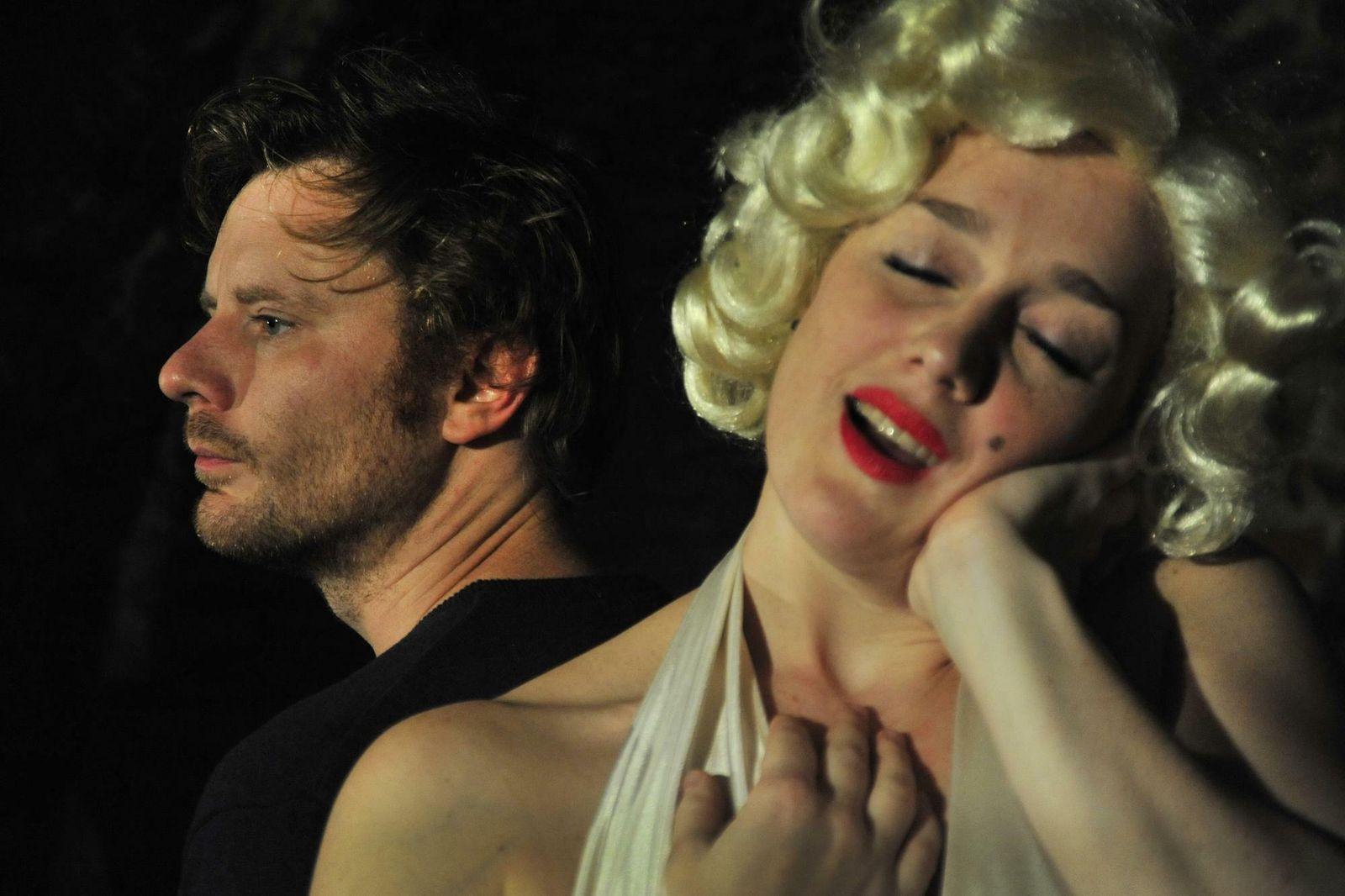 Spal jsem s Marilyn!