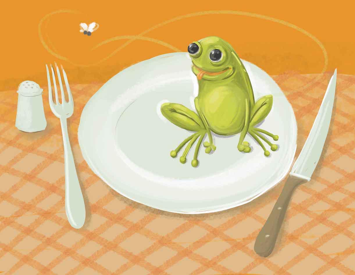 Prostě žába
