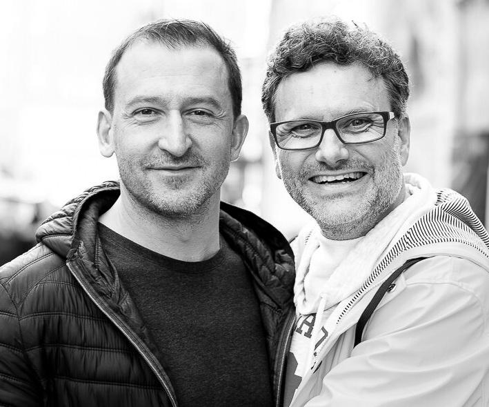 NĚŽNÁ JE NOC - Martin Hofmann a Patrik Hartl - 14.  dubna od 20.00 hod.- záznam