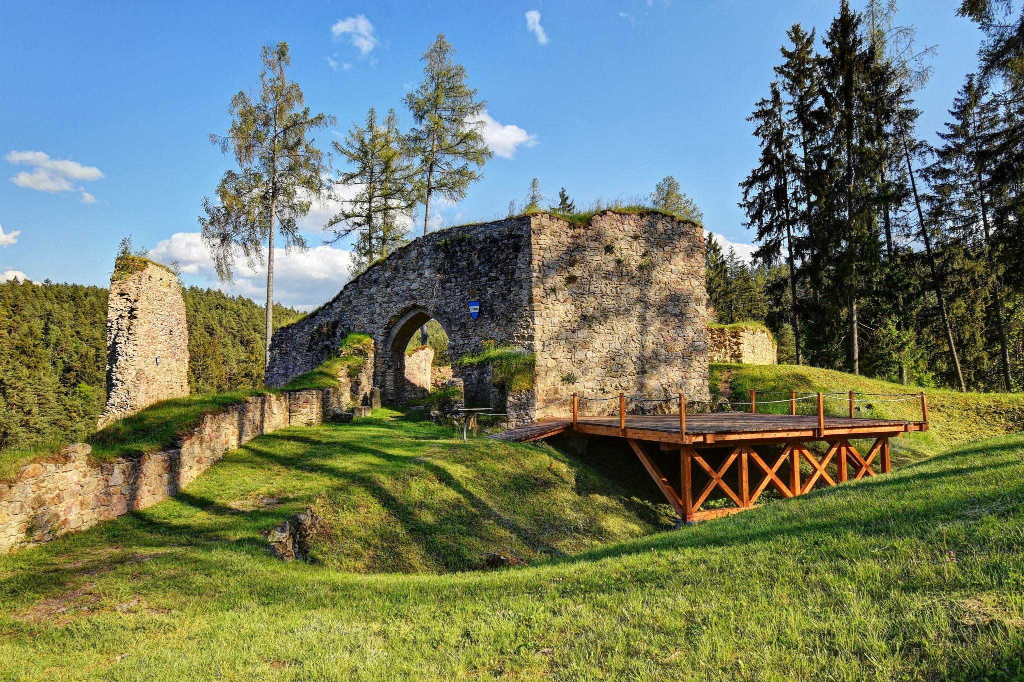 Romeo a Julie - OPEN AIR na hradě POŘEŠÍN - 13. a 14. srpna